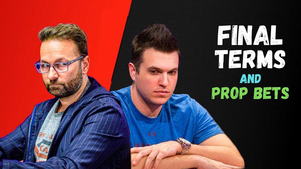 Pertandingan Poker Daniel Negreanu Melawan Doug Polk